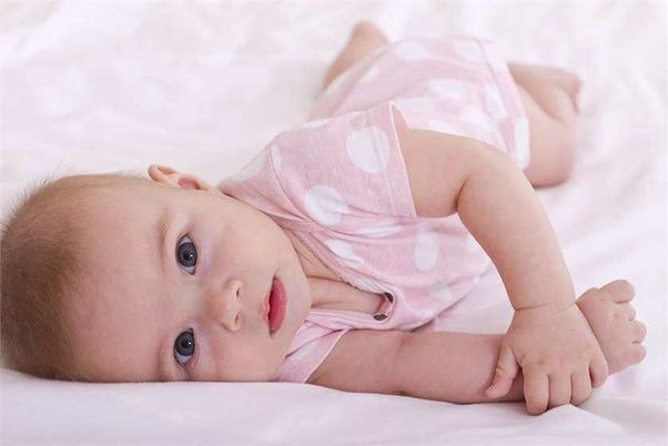 When do babies start to roll over? - Quora