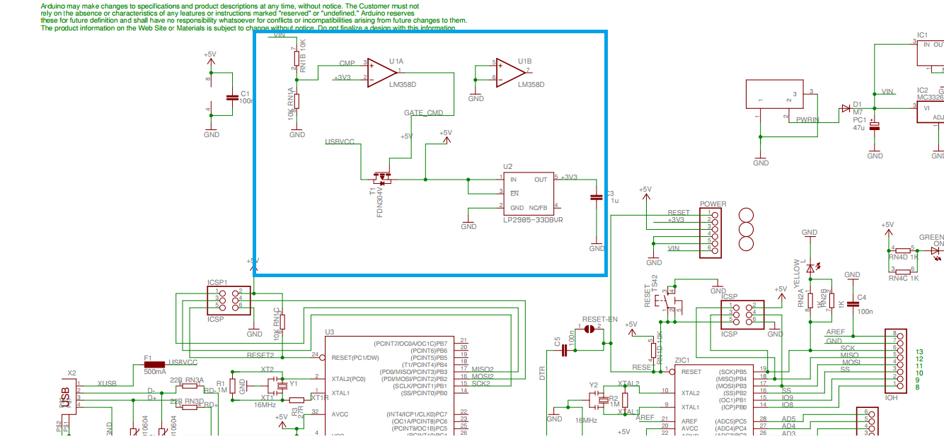 How To Create An Arduino Uno Using Eagle Pcb Design Or Any Other Picture Of Turn Your Schematic Into A Instead The 5v Power Circuit In Which I Would Recommend For Experts Suggest You Simple Supply