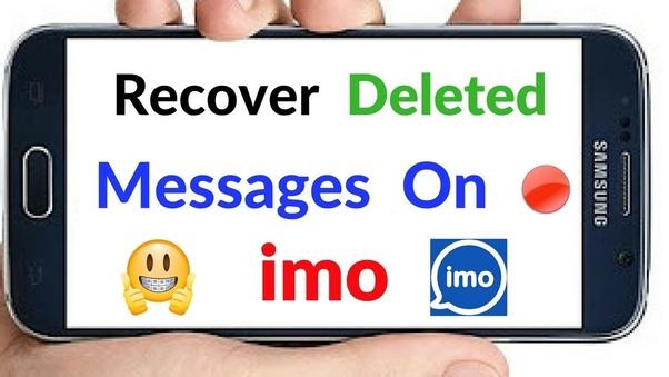 How to recover the IMO messages from lost Android - Quora