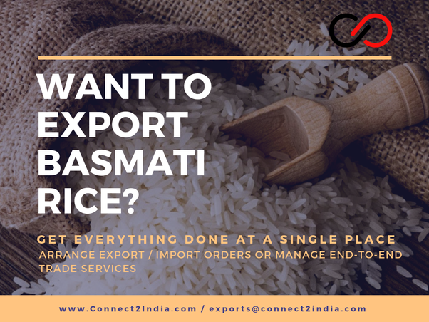 What are the types of basmati rice that are exported from India? - Quora