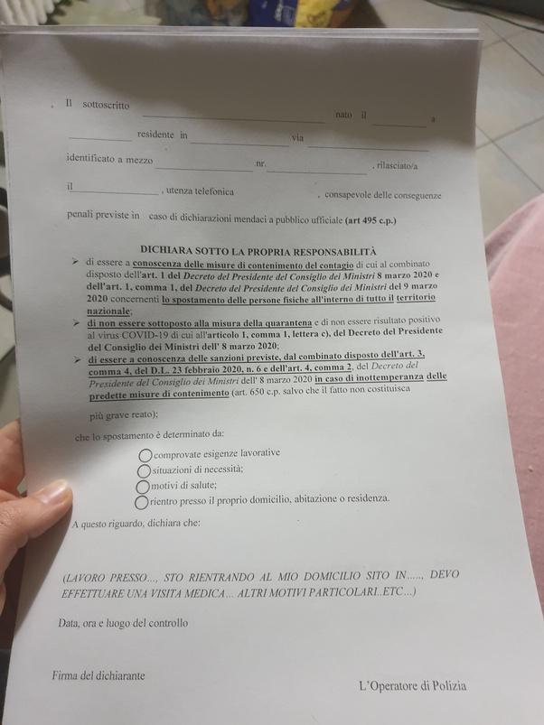 Miles de casos diarios coronavirus en Italia ➤