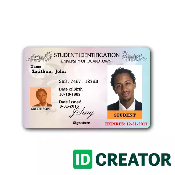 Apple Employee Id Card Design