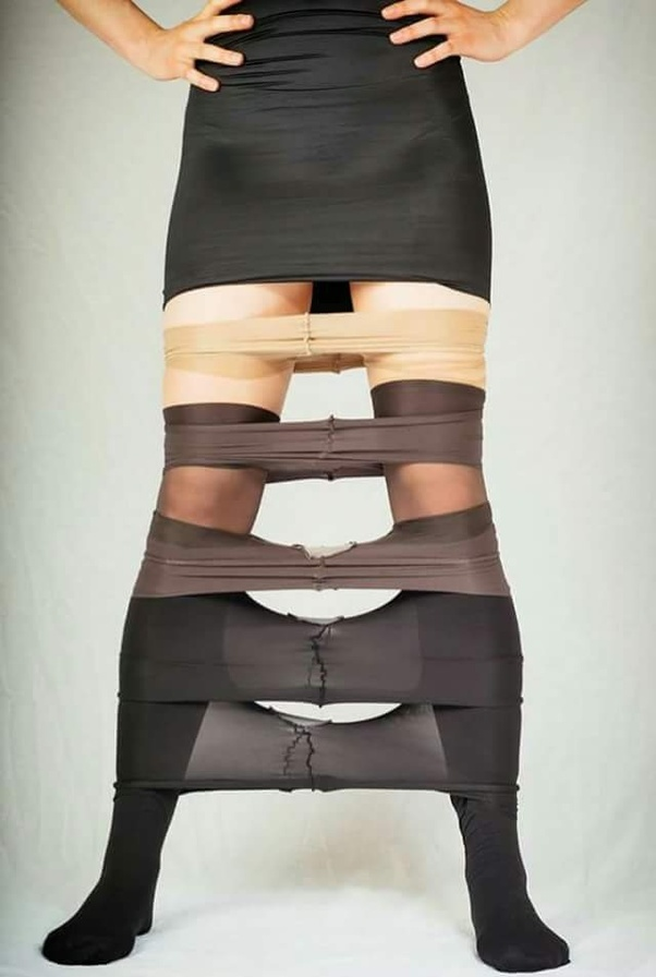 In the same pair pantyhose tights 9