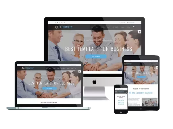 Media queries where can i download free business templates quora lt strategy is a premium joomla template tailored for business or creative websites this is one of the best professional template to convey your companys fbccfo Images