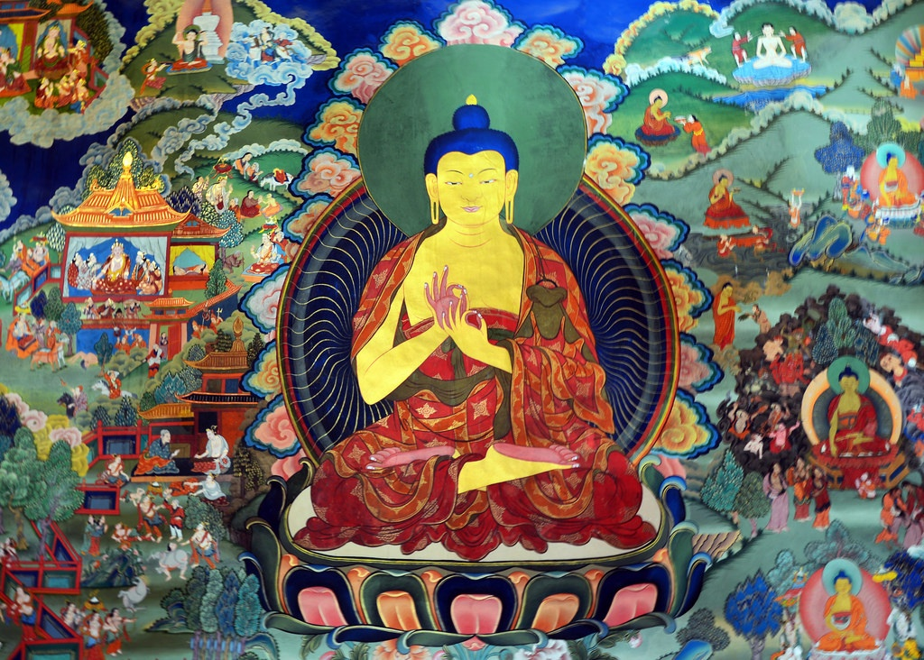 How many types of Buddhism exist today, and what are the