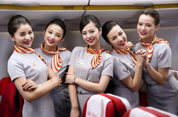 Hookup with flight attendant