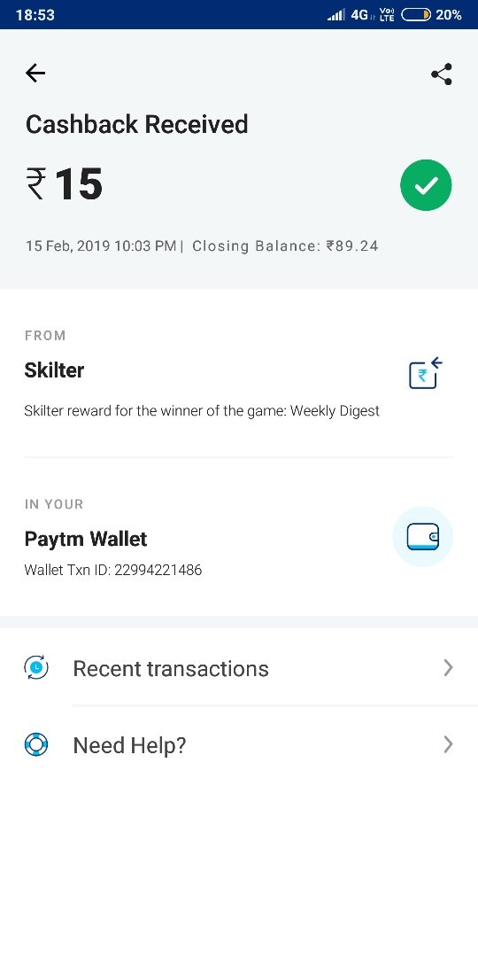 What is the best app for earning free cash for paytm? - Quora