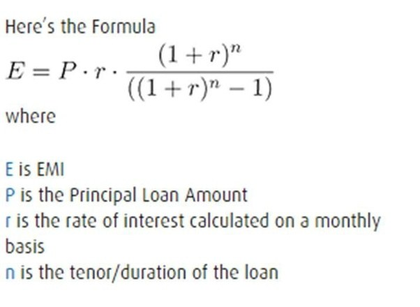 WhatS The Formula For Calculating Interest Where You Have The