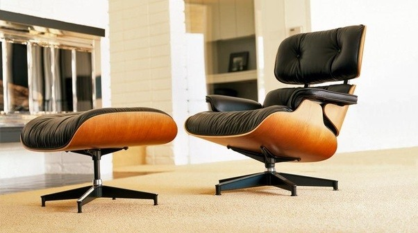 furniture how should i care for an eames lounge chair quora