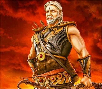 What Was The Age Of Bhishma When The Mahabharata War Started Quora