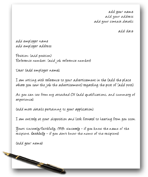 What Is Important To Include On A Cover Letter?
