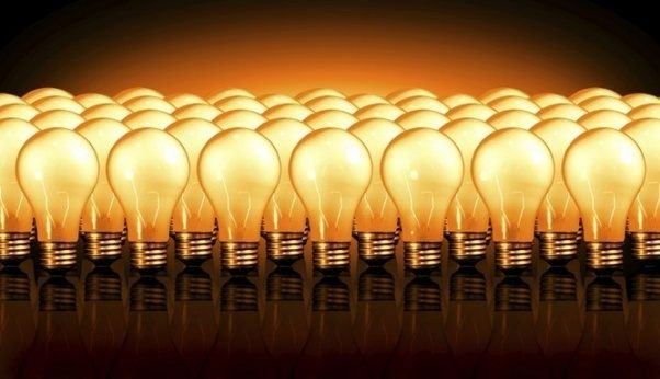 Sodium Vapor Lamps Are Basically Electric Discharge Generating Visible Light Through Electronic Excitation De Processes
