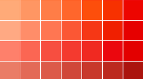 What do orange and red make? - Quora