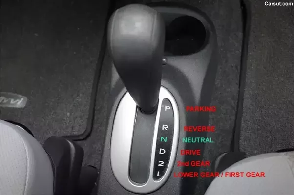 Tips On Learning To Drive An Automatic Car