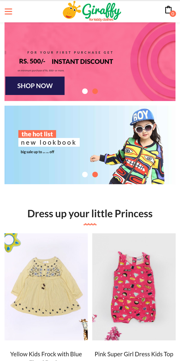 What are some best online shopping sites for kids clothing in India ... 60bed086f2