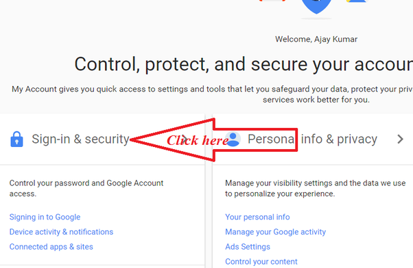 how to change username of gmail