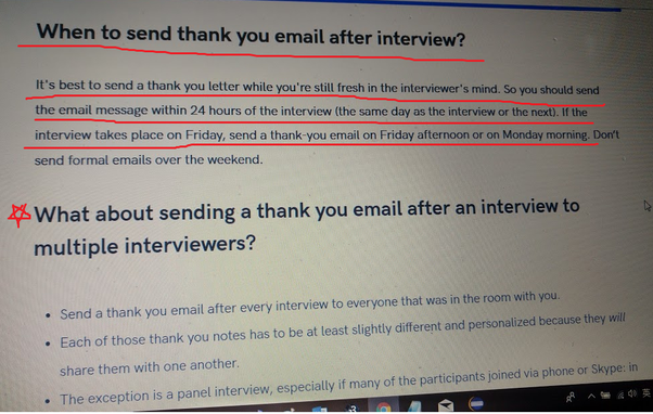 Thank You Letter For Multiple Interviewers from qph.fs.quoracdn.net