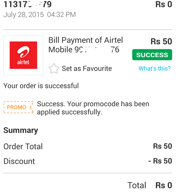 How to get a free mobile recharge in India - Quora