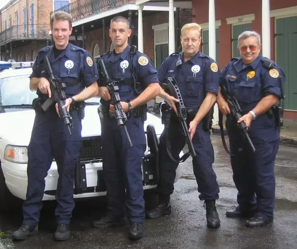 why do police officers look so intimidating quora