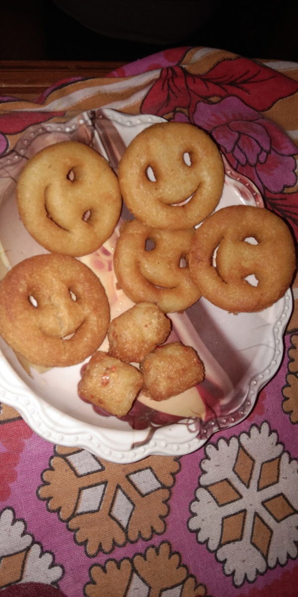 What do McCain fries taste like? - Quora