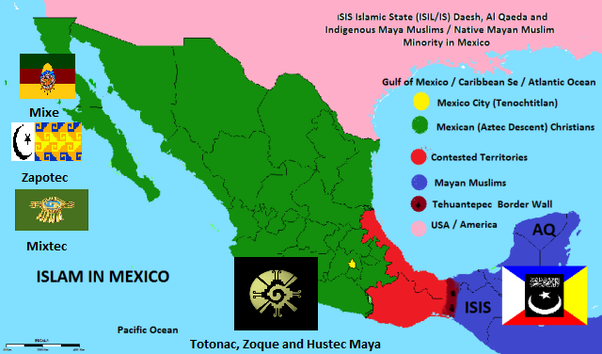 isis islamic state is now in southern mexico