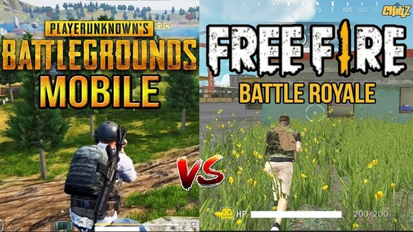 Is Free Fire better than PUBG mobile? - Quora
