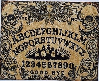 What Is Your Creepiest Experience With A Ouija Board Quora