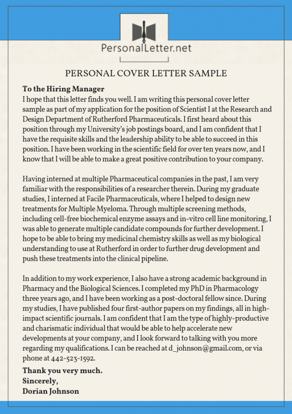 Cover Letter Writing Service from qph.fs.quoracdn.net