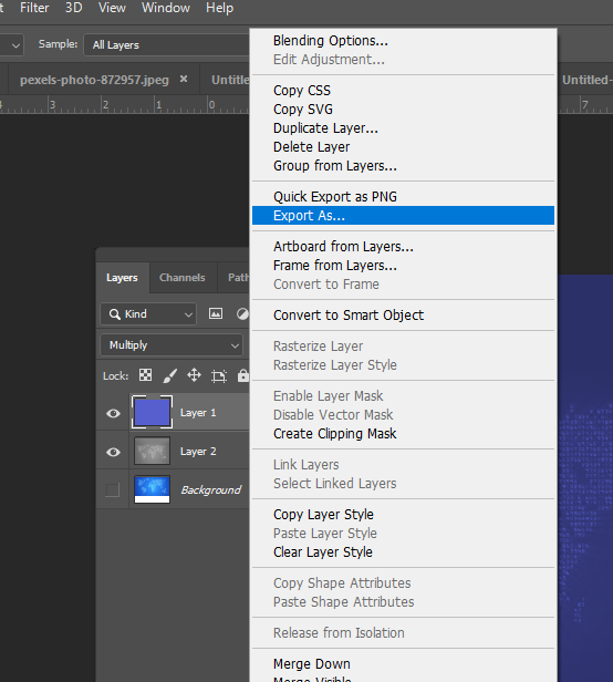How To Create An Svg Icon In Photoshop Quora