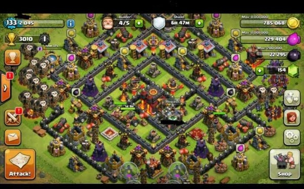 download game clash of clans unlimited money