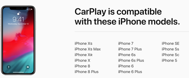 Can I Connect My Android Device To Apple Carplay Quora