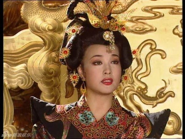 Did the TV show Empress of China do a poor job to depict