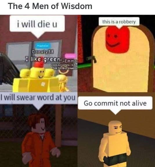 How To Say Bad Words In Roblox Quora