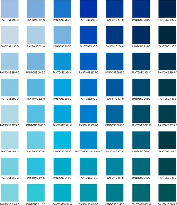there is no way to describe a particular specific color to a person without referencing another color