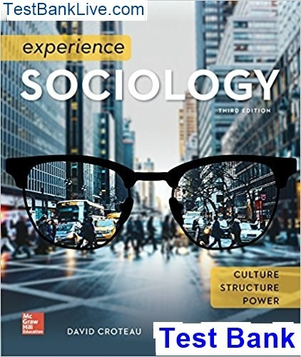 How to download Experience Sociology 3rd Edition Croteau