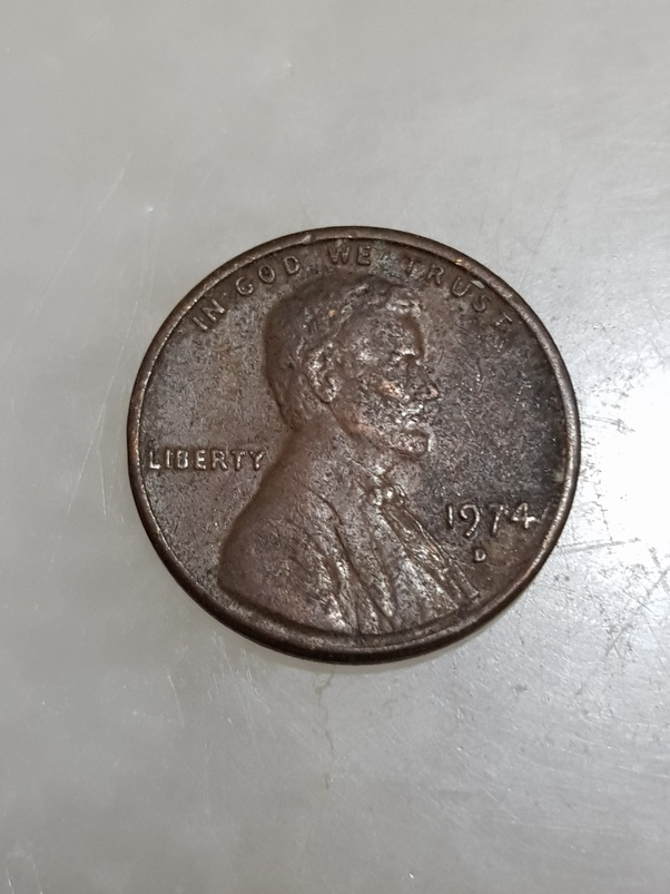How much is a 1974 penny worth? - Quora