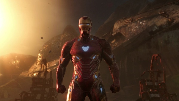 What are the significant changes to the Iron Man suit in
