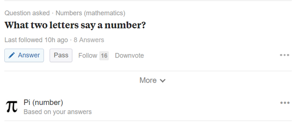 what two letters say a number? - quora