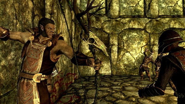 Are the Blades the worst faction in Skyrim? - Quora