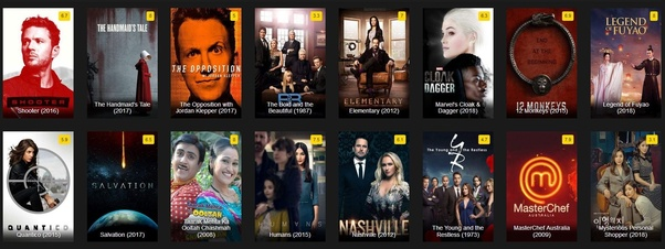good downloading sites for tv shows
