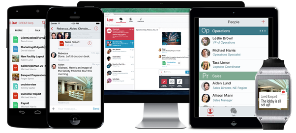 How could employees within a company collaborate without e-mail? - Quora