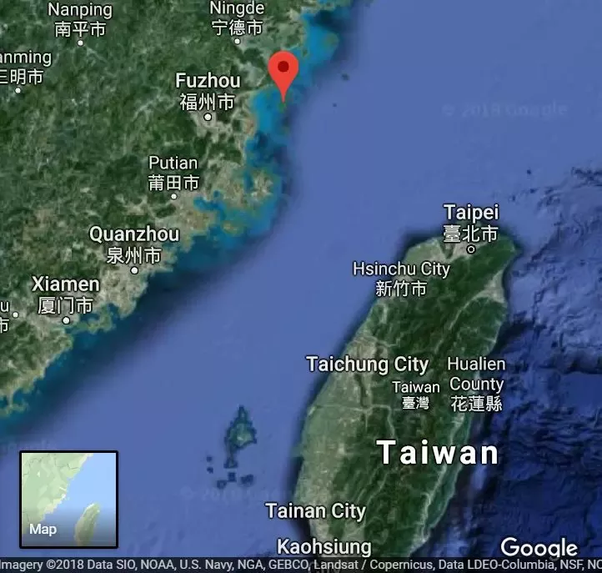 How do people in Kinmen and Matsu view the Taiwan separatist ...