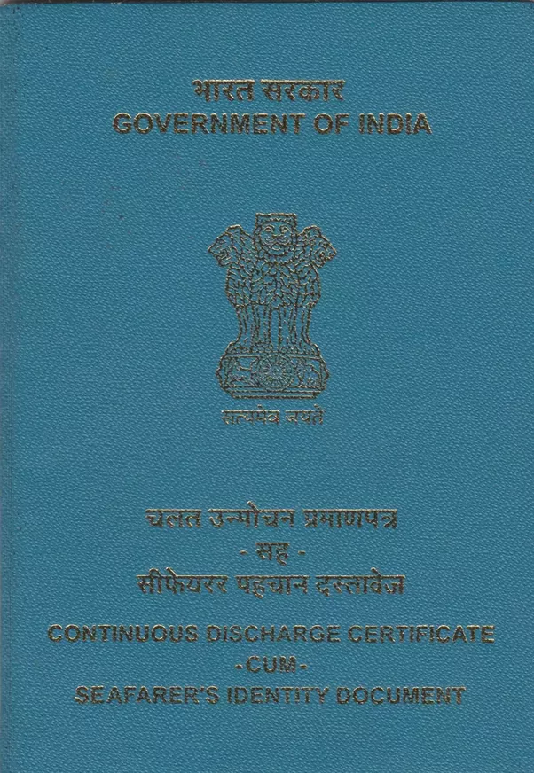 What is continuous discharge certificate? - Quora