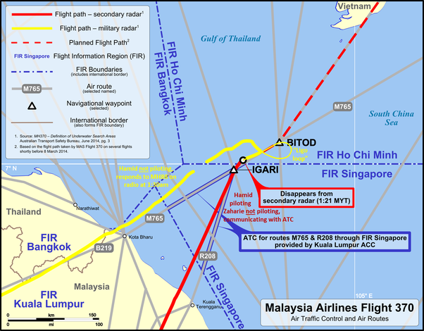 What do you think happened to flight MH370 passengers during its ...