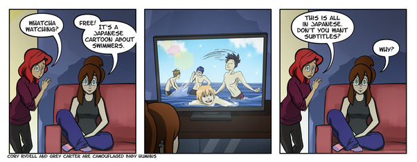 Free anime gay