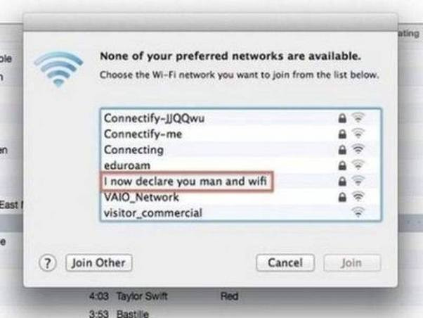 Funny Wifi Names: What Are Some Of The Most Clever Or Funny WiFi Network