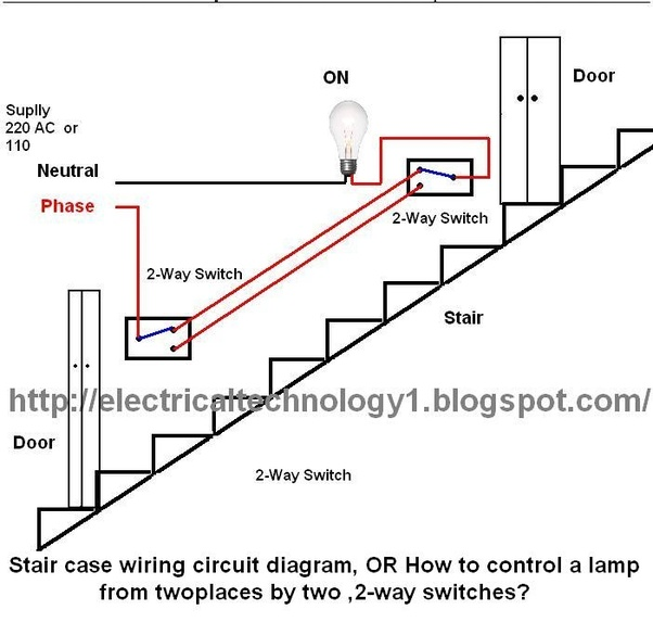 Two Way Light Switch Wiki - Wiring Diagrams •