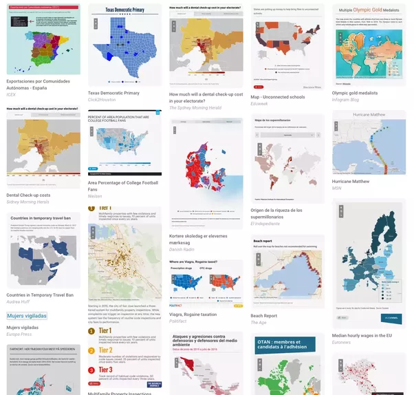 How to create an infographic map - Quora