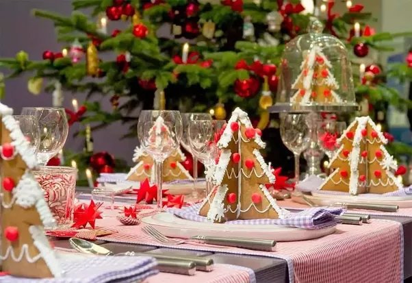 are you hosting a holiday dinner party on christmas then you cannot ignore your christmas table decorations which form a central portion of your overall