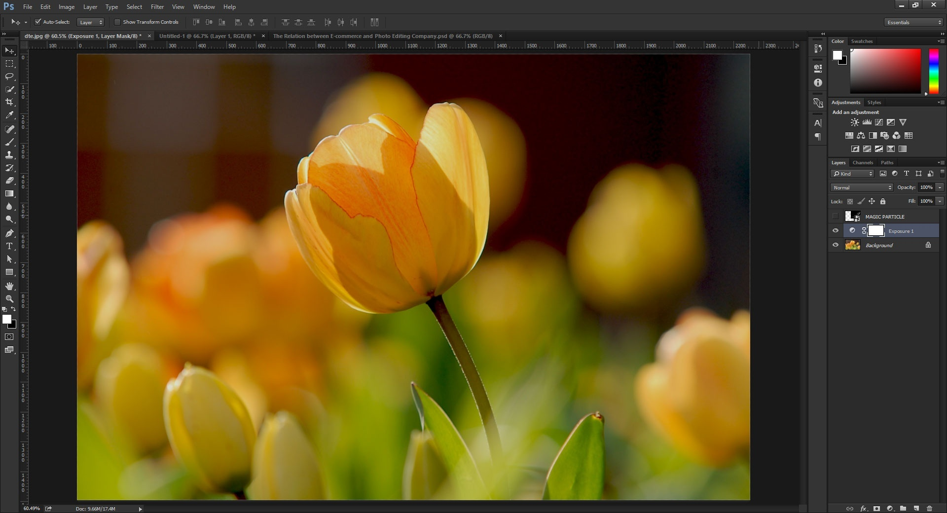 How to add sparkles to a picture? What are some examples - Quora
